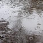 雨の日の不用品回収